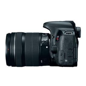 Camara Canon T7i Con Lente 18-135