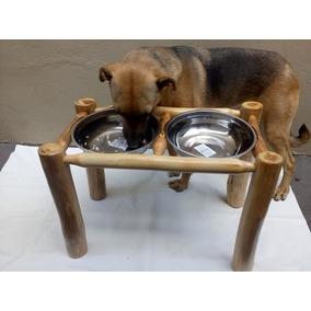 Comedouro E Bebedouro Cães E Gatos
