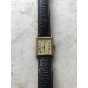 e2003d5a3b7 Relogio Must De Cartier - Relógios no Mercado Livre Brasil