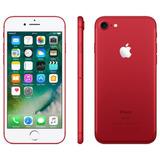 iPhone 7 Red 256gb Lacrado