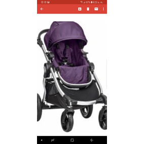 Coche Doble De City Select By Baby Jogger