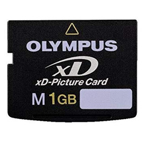 Memoria Xd 1gb Marca Olympus
