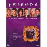 Dvd Friends 5ª Temporada Completa - Seminovo Igual A Novo