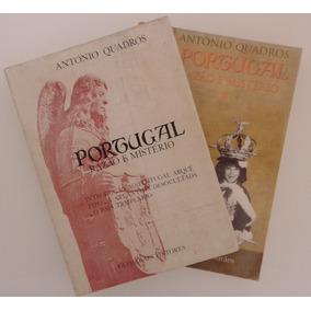 Portugal: Razão E Mistério (2 Volumes), Antônio Quadros