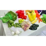 5 Paq Bolsas Reutilizables Ecológicas Frutas Y Verduras