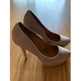495598e59dec8 Zapatos Nude Mujer Zara - Ropa y Accesorios en Mercado Libre Argentina