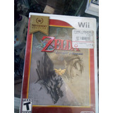 The Legend Of Zelda Twilight Pr/ /juego Nintendo Wii & Wii U