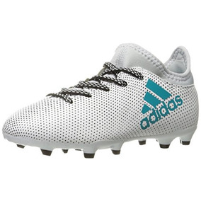 best website fd173 20545 adidas Niños   X 17.3 Fg J Fútbol Zapato , Blanco