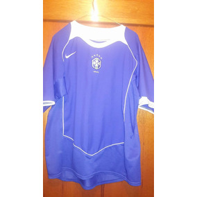 Jersey Seleccion Brasil Nike Copa America 2004 Original e1b09ba06dfef