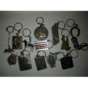 Chaveiros Antigos De Metal