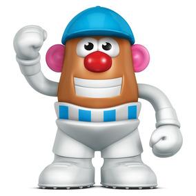 Boneco Mr. Potato Head - Países - Argentina - Elka