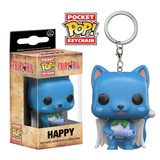Pocket Pop Keychain - Fairy Tail - Happy