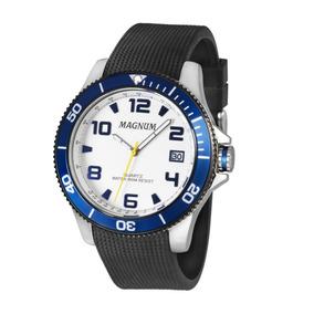 fb531c21b7a Relogios Masculino Magnus Ma33317 - Relógios De Pulso no Mercado ...