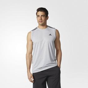 Camiseta Regata Adidas 3s Ess Masculina - Calçados 0a823c8f3ef28