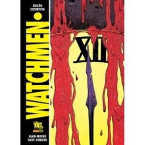 Hq Watchmen - Edição Definitiva - Panini
