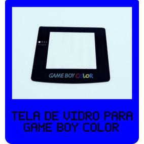 Tela De Vidro Reposição Para Game Boy Color - Gbc