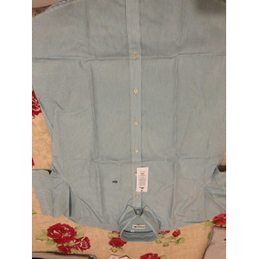 c46bd0ed1d4fc Camisa Social Lacoste Manga Curta - Camisas no Mercado Livre Brasil