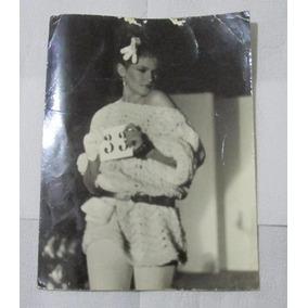 Foto Antiga Xuxa Antes Da Fama