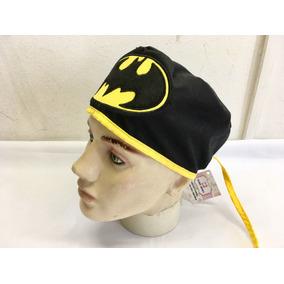 Touca Cirurgica Batman - Acessórios da Moda no Mercado Livre Brasil eec2423bbbb