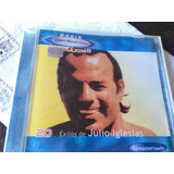 Cd Julio Iglesias Éxitos