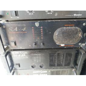 Amplificador Cygnus Sa4 E Sa4ab