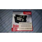 Diskettes Imation 3.5 2hd 1.44 Mb 3 Cajas Con 10 Piezas