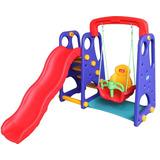 Juego Para Niños 3 En 1 Columpio Tobogan Step 2 Little Tike