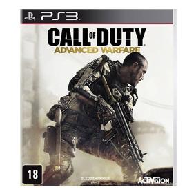 Call Of Duty Advanced Warfare Ps3 Português Psn
