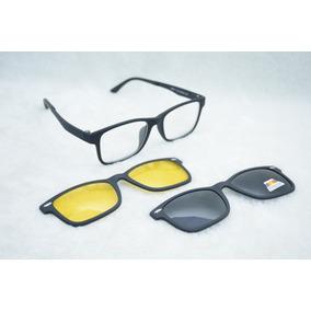 Armação Óculos De Grau 3 Em 1 - Óculos Armações no Mercado Livre Brasil 67e89c37f6