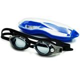 Oculos Com Grau Natação Miopia Profissional (-1,5 A -8)