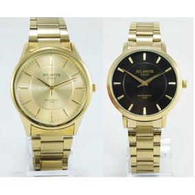 1d0ec00a23e Relogio Masculino Atlantis Gold G3259 - Relógios De Pulso no Mercado ...