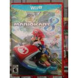 Juego Nintendo Wii U Mario Kart 8