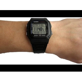 Relógio Casio Digital W-800h-1avdf