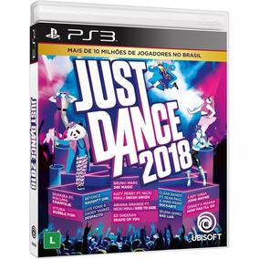 Just Dance 2018 Ps3 Mídia Psn Legendas Português Envio Hoje