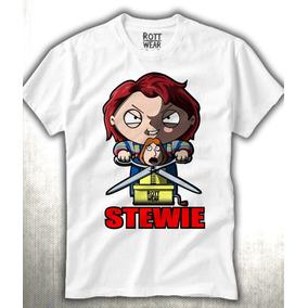Stewie Chucky Hallowen Padre De Familia Rott Wear