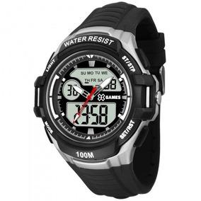 Relógio Anadigital Masculino Esportivo X-games Xmppa229 Bxpx