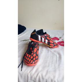 Chuteira Adidas Predator Instinct Fg Preta Adultos Campo - Chuteiras ... b5f0662d21360