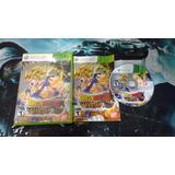 Dragon Ball Z Budokai Tenkaichi Completo Para Xbox 360