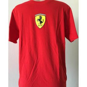 Camisa Scuderia Ferrari Legítima Imp.usa