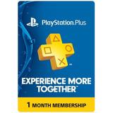 Playstation Plus: Membresía 1 Mes Ps4 Ps3 Play Store