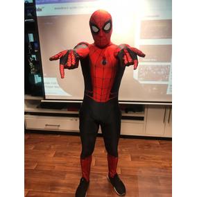 Disfraz Spiderman   Spider-man  Far From Home. Importado . b78a70c5b435
