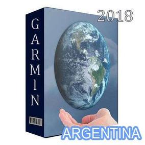 Mapa Gps Garmin Argentina Jun-2018