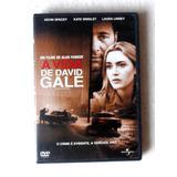 Dvd A Vida De David Gale (2003) Original