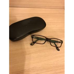 Armação De Grau Ray Ban Original Rb 5206 2445 54 18 145 - Óculos no ... 46ae356d49