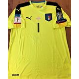 3501d4eb930e3 Camisa Buffon Italia - Camisas de Futebol no Mercado Livre Brasil