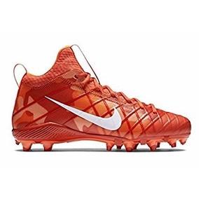 Nike Field General 3 Elite Football 8.5 Mx Naranja Blanco 2cef86e73eb0d