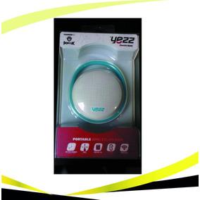 Corneta Portatil Inalámbrica Yezz Bluetooth