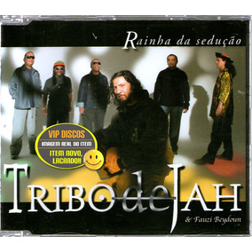 cd tribo de jah babilonia em chamas