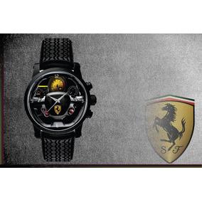 2abc561bd9b Relógio Ferrari Preto - Relógio Masculino no Mercado Livre Brasil