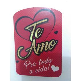 Mini Cartão Namorados Te Amo Ref.95